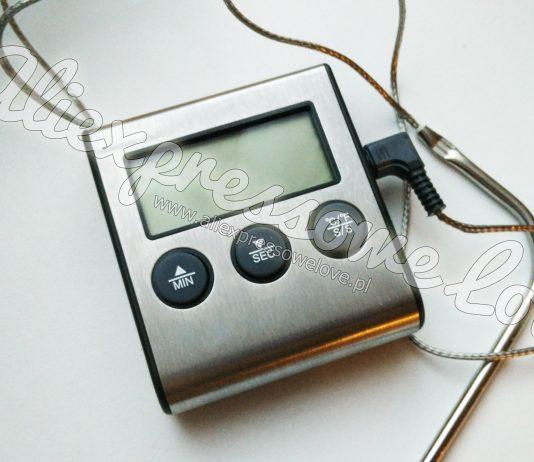 Cyfrowy termometr do piekarnika - www.alilove.pl