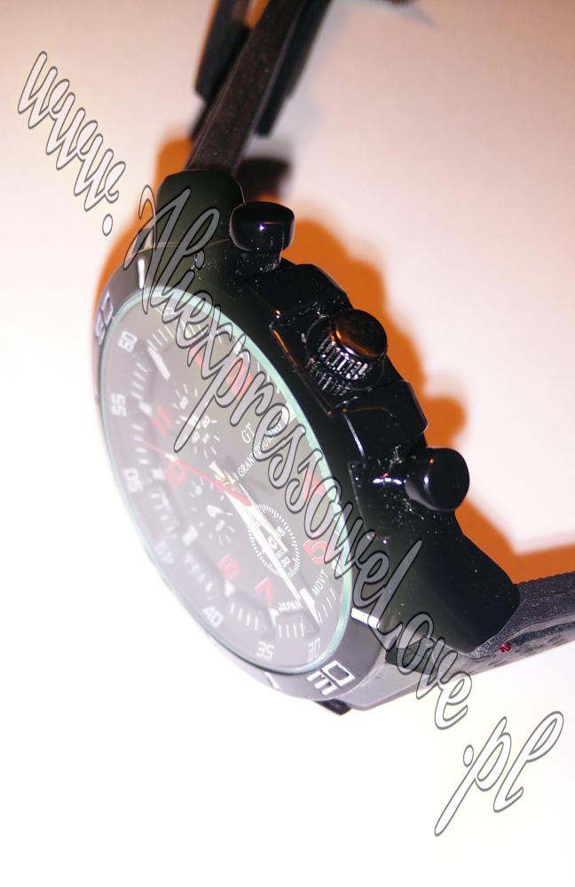 Męski sportowy zegarek GT Fashion | AliExpress Polska | Alilove.pl