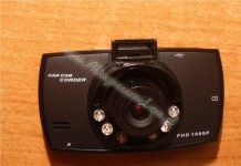 BORSEE Original R1 Car DVR HD1080P 2.7- 170 Degree Wide Angle Camera Video Recorder Motion Detection - www.alilove.pl
