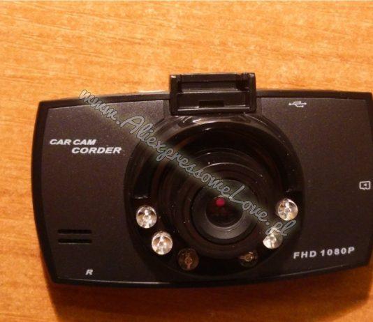 BORSEE Original R1 Car DVR HD1080P 2.7- 170 Degree Wide Angle Camera Video Recorder Motion Detection - www.alilove.pl