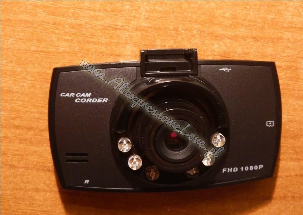 BORSEE Original R1 Car DVR HD1080P 2.7- 170 Degree Wide Angle Camera Video Recorder Motion Detection - www.aliexpressowelove.pl