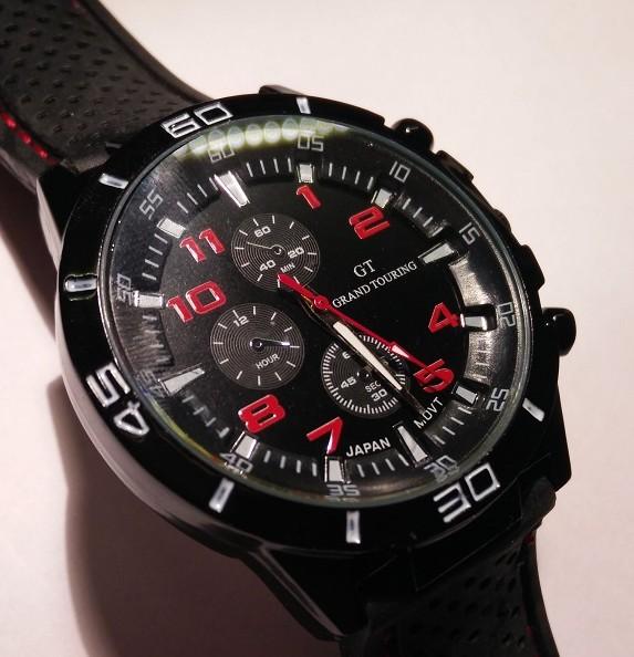 Męski sportowy zegarek GT Fashion http://aliexpressowelove.pl