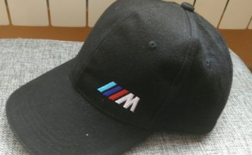 BMW M Power Cap
