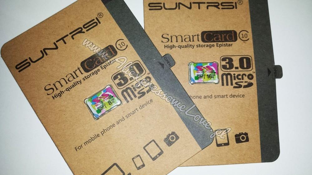 Suntrsi Micro SD Card Memory Card Real Capacity Micro SD Card 32GB Class 10 Micro SD High Speed Microsd TF Card   www.alilove.pl