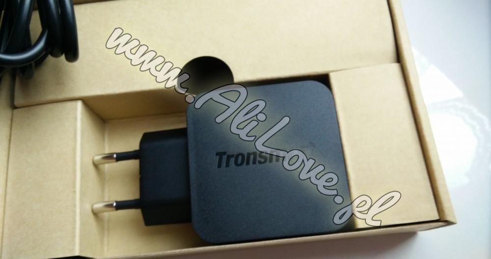 TRONSMART ts-wc1q - Ładowarka ścienna USB z Qualcomm Quick Charge alilove aliexpres banggood gearbest aliholik everythingaliex co.kupilem.w.chinach wykop telchina torg xiaomi dron urząd celny podatek podróbki