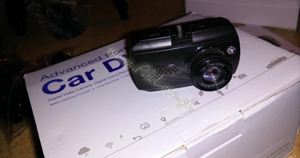 V10 DVR Novatek 9660 wideorejestrator | www.alilove.pl