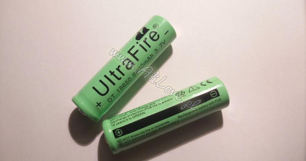 18650 bateria akumulatorek 8800mAh 3.7V Li-ion | www.alilove.pl