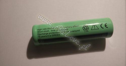 Baterie akumulatorki UltraFire 18650 8800mAh 3.7V Li-ion   www.alilove.pl