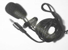 mikrofon pchełka