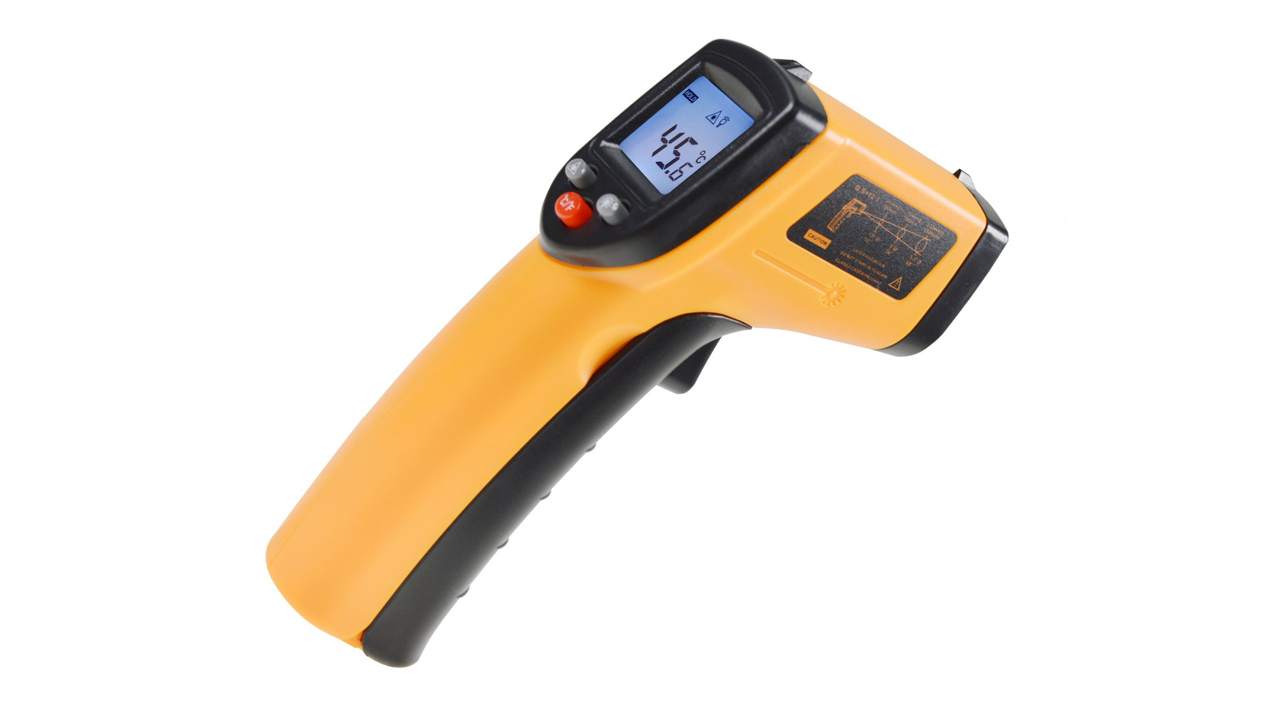 Termometr na podczerwień IR LCD GM320 pirometr aliexpress alilove