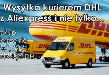 ALiExpress DHL