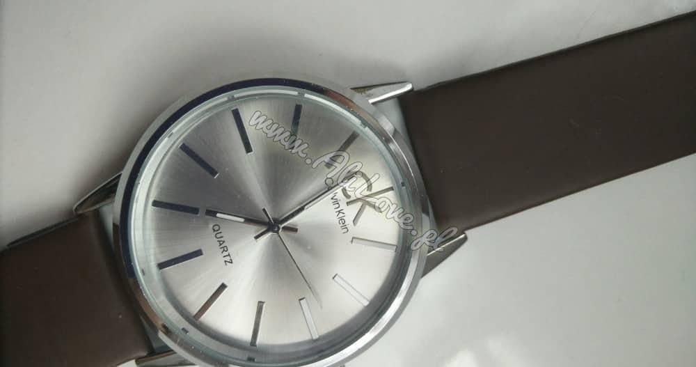 Zegarek Calvin Klein męski - kopia prawie idealna