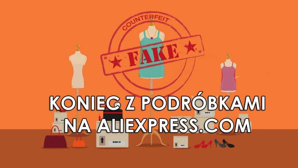 Koniec z podróbkami z AliExpress | Polska PL Alilove Telchina Daniel Wellington
