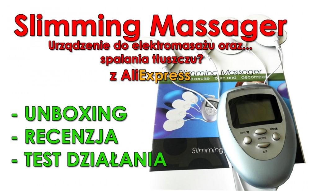 Slimming Massager urządzenie do elektrostymulacji z AliExpress   Alilove Polska PL Telchina EverythingAliex