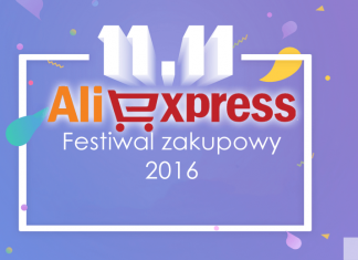11 11 Shopping Festival 2016 na AliExpress