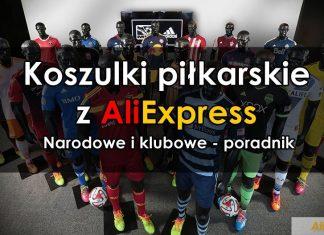 Koszulki piłkarskie z AliExpress euro 2016 polska czerwona biała alilove