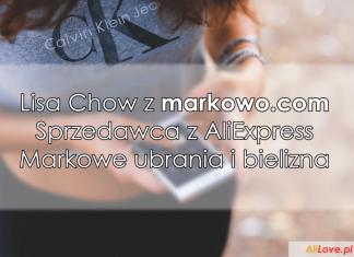 lisa-chow-markowo-com-na-aliexpress alilove.pl calvin klein dsq bielizna bluza bluzka strój zestaw stanik bokserki stringi