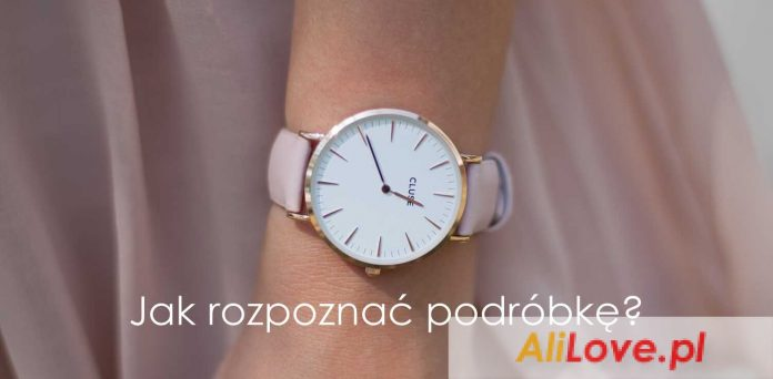 914ba7953ef07 CLUSE jak poznać podróbkę zegarka? - AliLove.pl