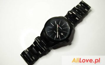 Zegarek curren m8091 z aliexpress