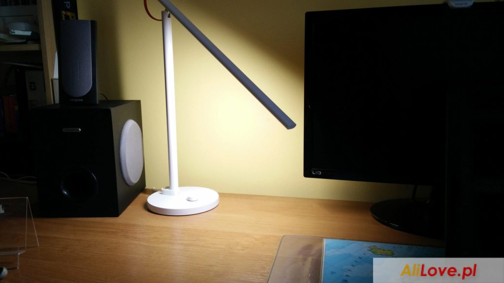 Xiaomi yeelight Mijia Smart LED Desk Lamp Recenzja