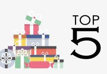 top 5 pomysłów na prezent z chin aliexpress gearbest baggood polska