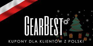 Świąteczne kupony GearBest