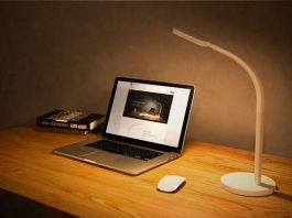 Xiaomi Yeelight LED Table Lamp YLTD01YL Recenzja