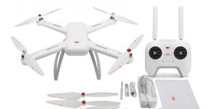 xiaomi mi Drohne 4k
