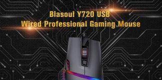 blasoul y720 gaming mouse myszka dla graczy
