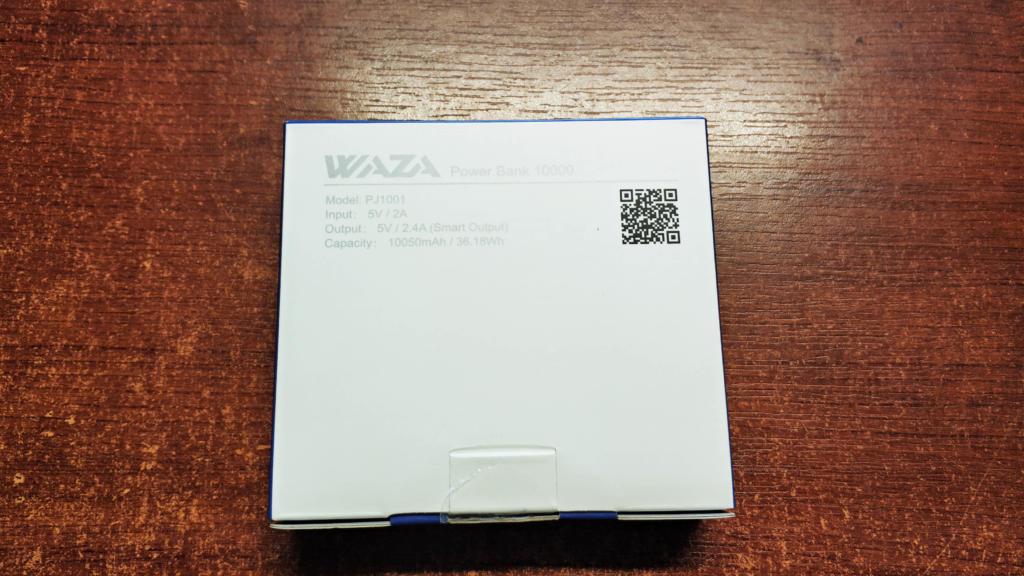WAZA Powerbank 10000mAh