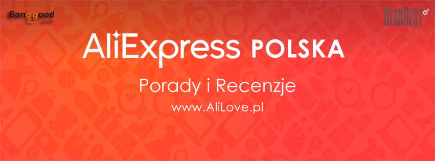 b5cf42a58 AliLove.pl - AliExpress Gearbest Banggood - Zakupy z Chin - Porady i  Recenzje