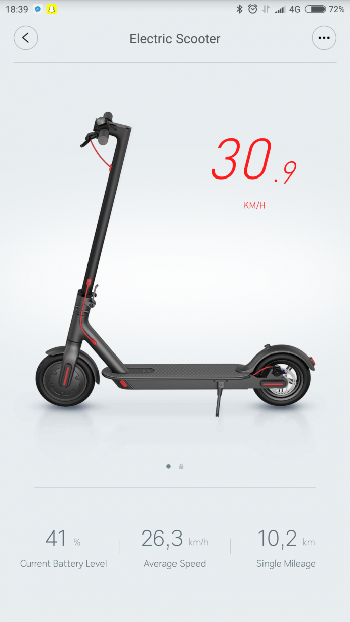xiaomi mijia m187 electric scooter electric scooter review comparison m365 (9)
