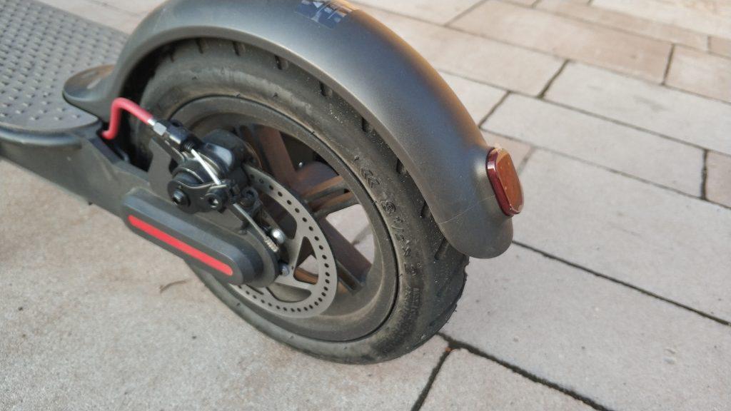 xiaomi mijia m187 electric scooter hulajnoga elektryczna recenzja porównanie m365