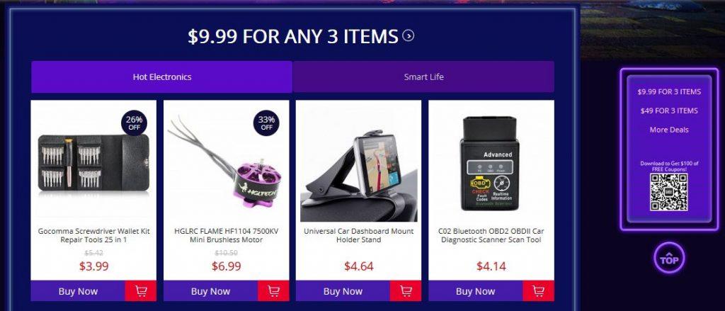 gearbest 11.11 coupon rain deszcz kuponów o co chodzi