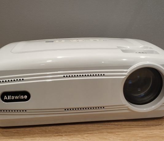Alfawise X3200 Basic White Projector Projectro Review Review Test