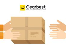 gearbest return the goods address in Poland where to send