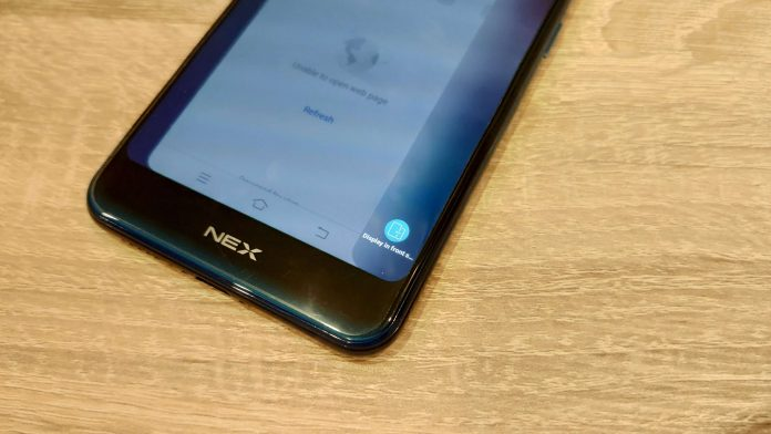 vivo nex 2 dual display recenzja