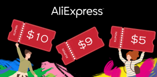 aliexpress black friday cyber montag rabattcode für neu