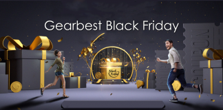 Gearbest Black Friday 2019 Gutscheine wie zu sammeln