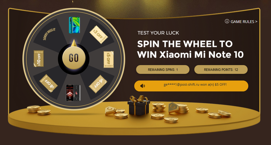 gearbest black friday 2019 coupons how to collect