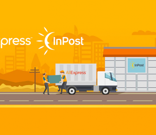 aliexpress inpost parcel locker how to buy how to order VAT duty from when guide how to track the parcel posting number tracking number how to receive