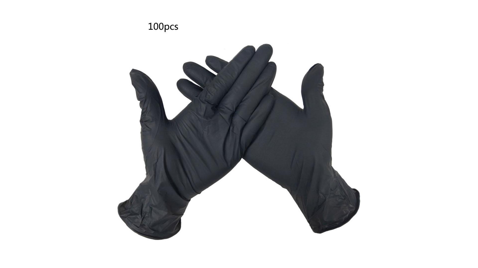 Rękawiczki lateksowe z Polski 100 sztuk 50zł.
