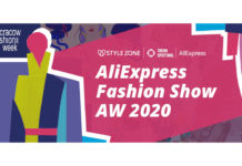 aliexpress cracow fashion week 2020