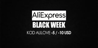 aliexpress black friday week kod rabatowy