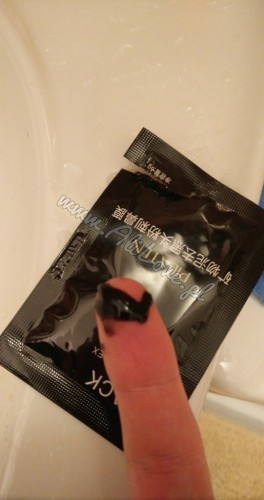 Black head pore strip mask pilaten | www.alilove.pl